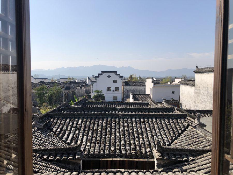 古建築を民宿として活用、新たな命吹き込む 中国・安徽省