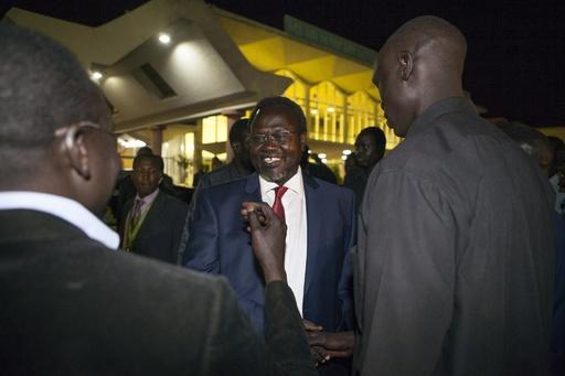 南スーダン大統領と反政府勢力、停戦で合意