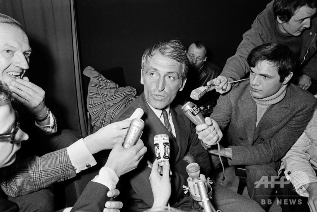 ケネディ暗殺者が射殺される瞬間を目撃したフランス人記者が死去、94歳