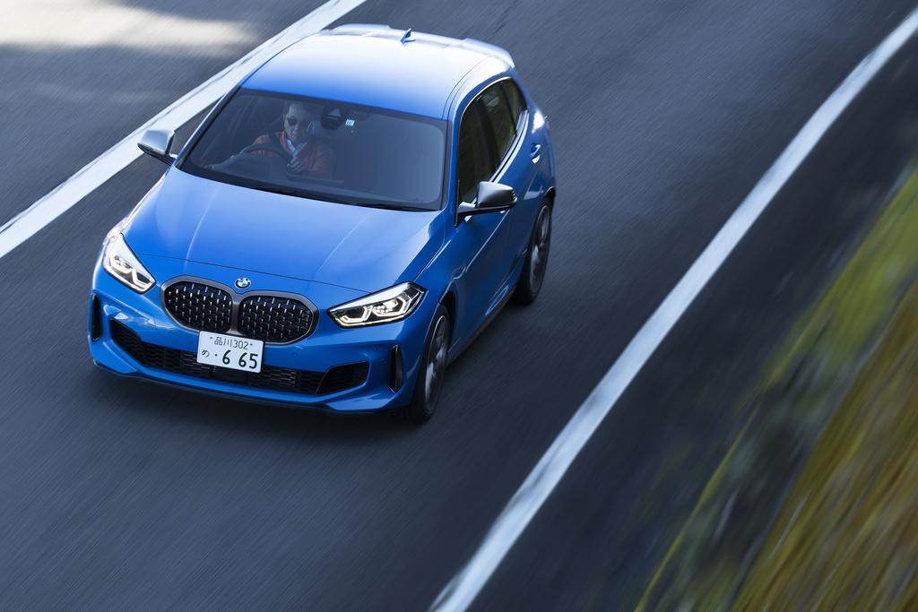 【試乗記】BMW M135i xドライブに吉田 匠らが試乗! 「完成度が高い」