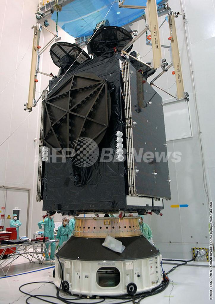 日本初の国産通信衛星、打ち上げへ