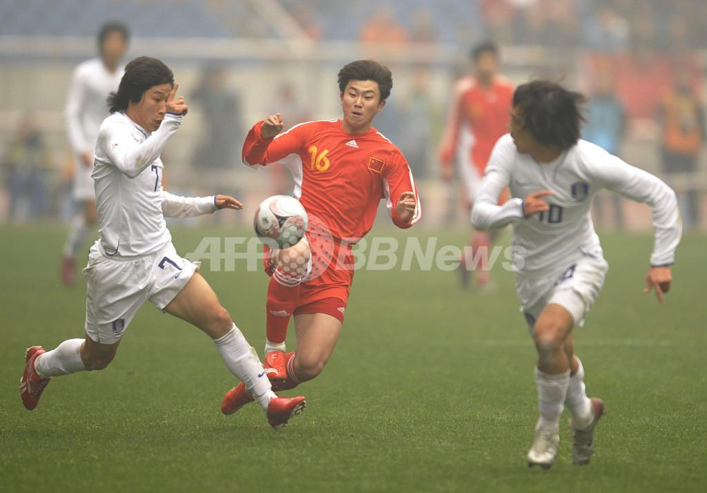 東アジアサッカー選手権2008開幕...