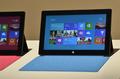 米マイクロソフト、タブレット型端末「サーフェス」を発表