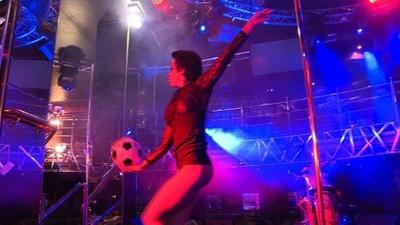 動画:ロシアW杯開催都市 売春ビジネスは自粛、ストリップクラブは特需に期待