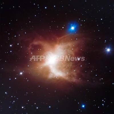 反射星雲「トビージャグ星雲」