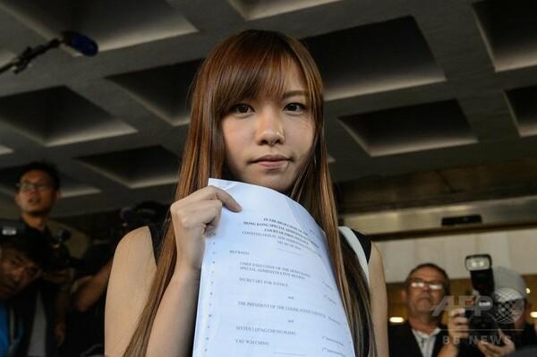 反中派議員の資格剥奪=中国「介入」に反発必至-香港