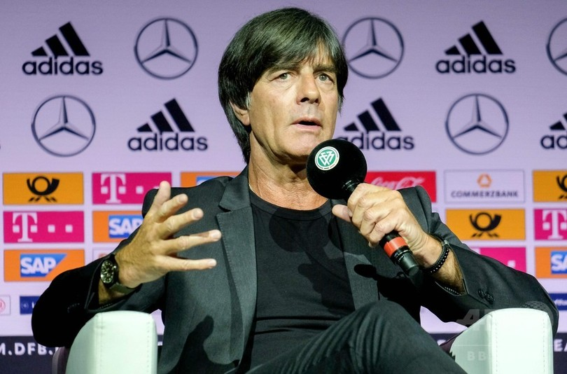 ドイツ代表がレーブ監督と契約延長、22年カタールW杯まで