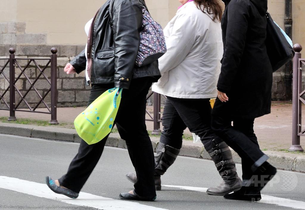肥満関連の遺伝的要因、新たに100以上みつかる 国際研究