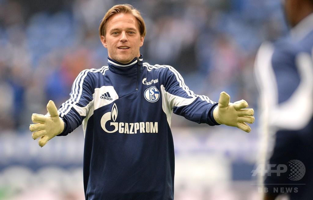 独GKヒルデブラントが引退、リーグ最長無失点記録保持者