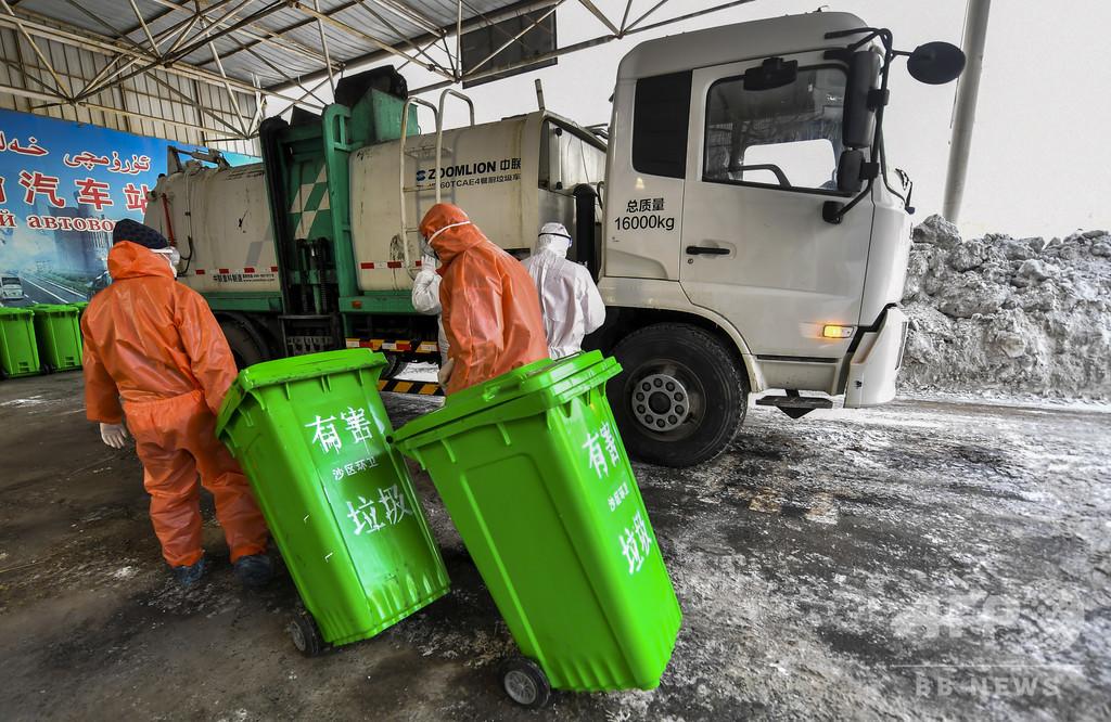 増える医療廃棄物、処理能力不足に対策 中国