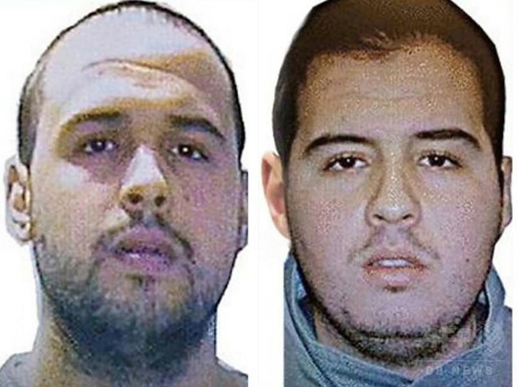 ベルギーの自爆犯は兄弟、パリのテロ事件主犯格と関係も 検察