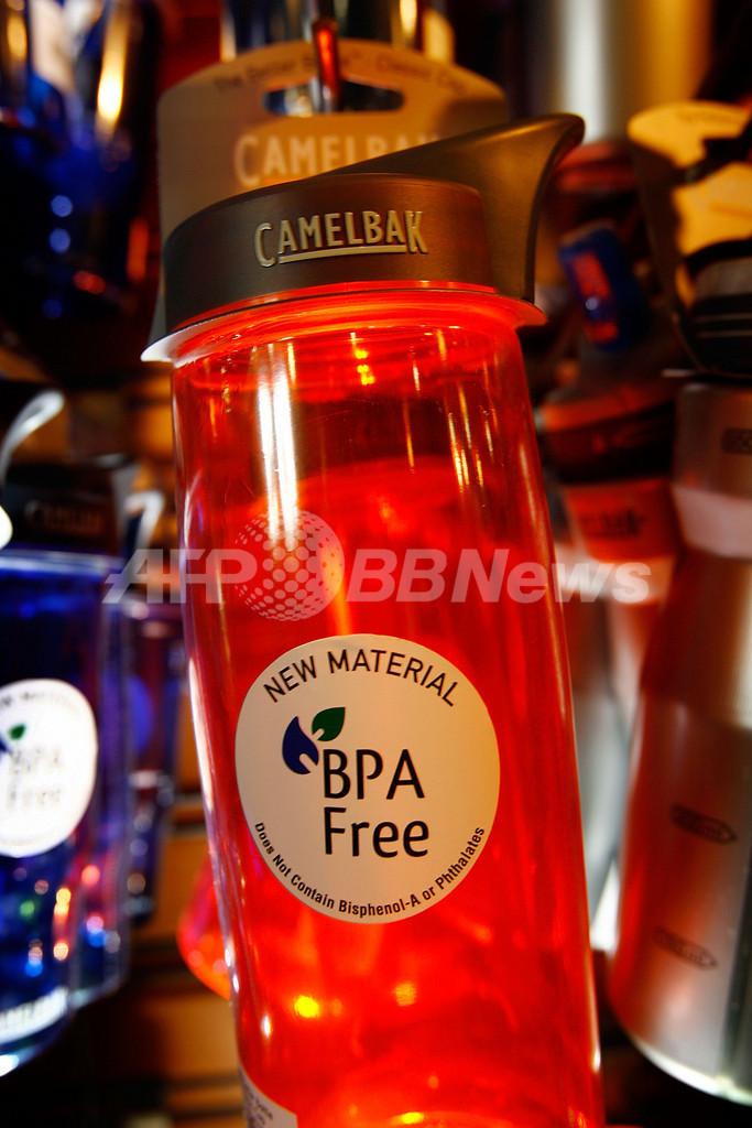 プラスチック容器の含有物質、疾患に関連 米研究