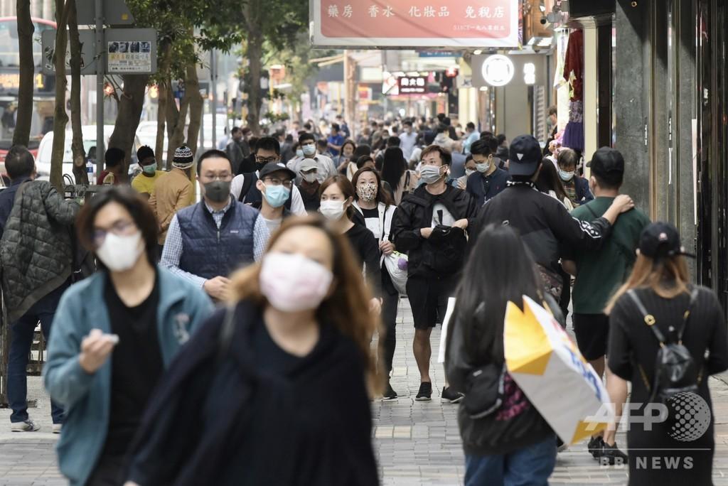 世界金融センター指数、香港が3位から6位に転落 デモの影響で