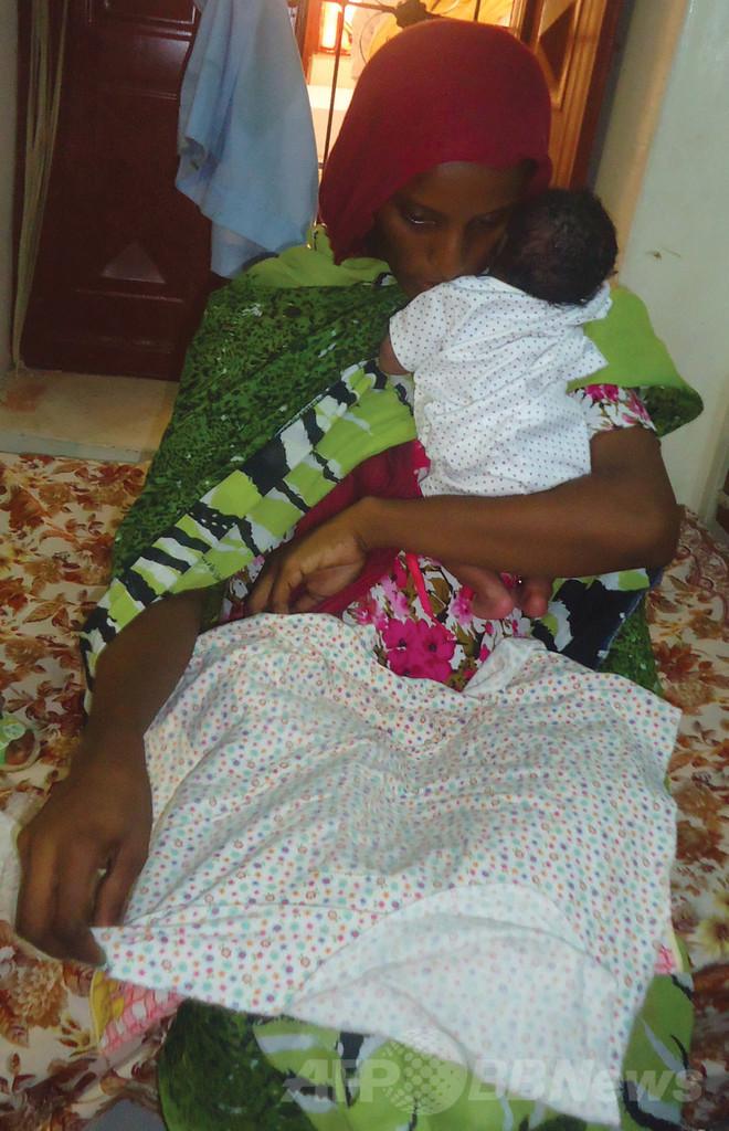 背教で死刑判決のスーダン女性、判決取り消され釈放 殺害予告も