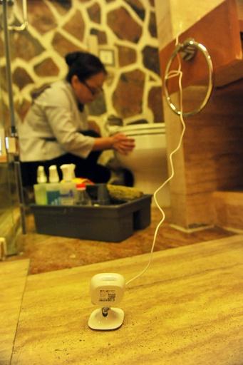 「もう勇気は残っていない」 中国ホテルの衛生問題暴露、動画の製作者