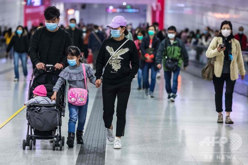 「厳格な移動制限必要」 香港大、新型ウイルスの流行防止で提言