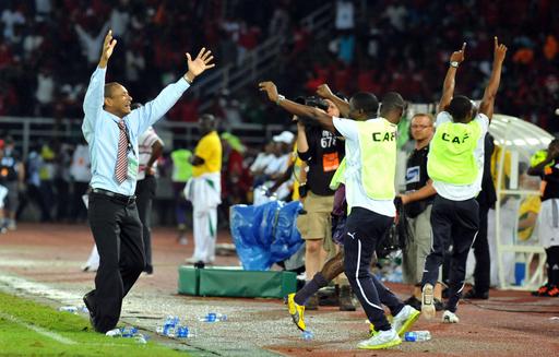 赤道ギニアが2連勝、アフリカネイションズカップ