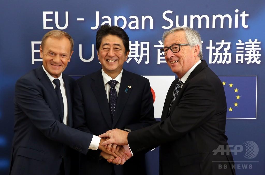 日欧EPA、大枠合意も容易ならぬ前途