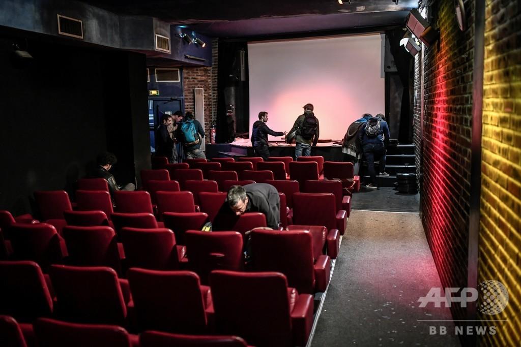 さよなら「ベベルレ」 パリ最後の成人映画館、幕下ろす