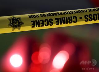 米首都近郊でギャングが男性殺害、首切断し心臓抜く 刺し傷100か所