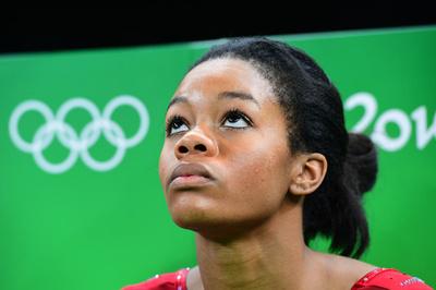 性的虐待まん延の米体操界、新たに五輪金メダリストが被害告白