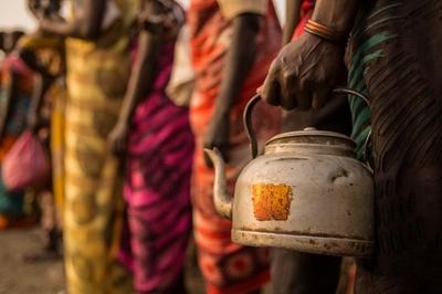 12日間で150件超のレイプ被害報告、南スーダン