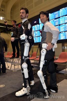 ロボットスーツのサイバーダインが上場