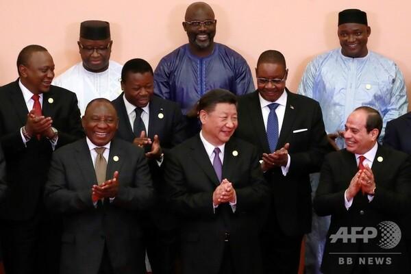 中国、アフリカとの首脳会合で6.7兆円の支援約束 「ひも付き」否定