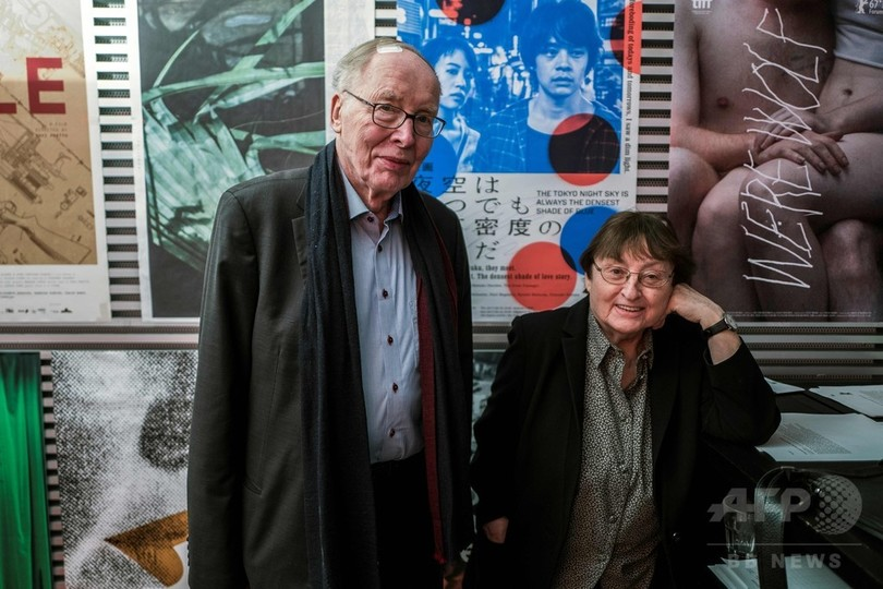 1日1作品を60年、映画鑑賞が育んだドイツ人夫婦の愛