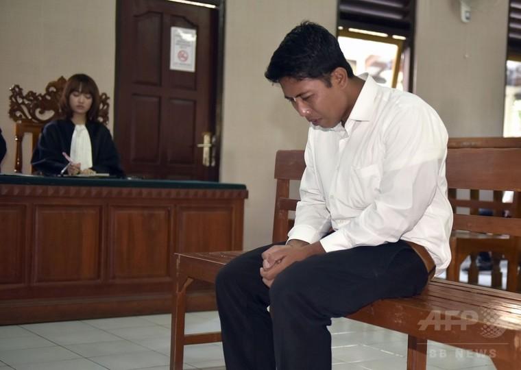 バリ島の日本人夫婦殺害、男に禁錮15年 インドネシア