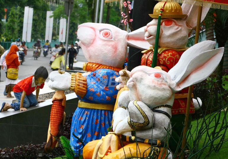 「ネコ年」祝うベトナム、干支に見る中国との「溝」