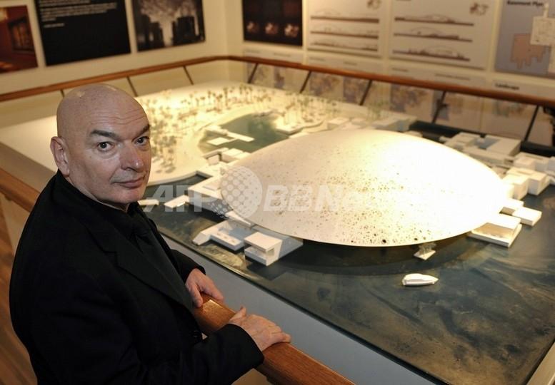 建築界のノーベル賞「2008年プリツカー賞」にフランスのジャン・ヌーベル