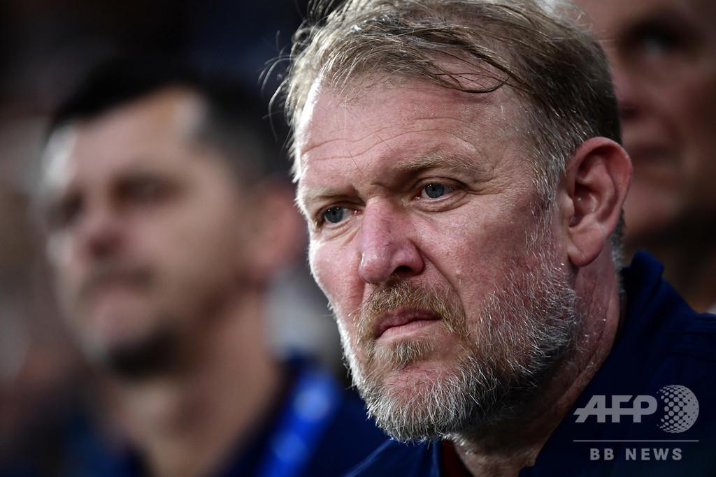 ボスニアのプロシネチキ監督辞任、欧州選手権の出場絶望的