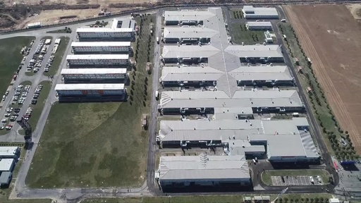 動画:500床の西安市公共衛生センター 10日間で完成、運用開始