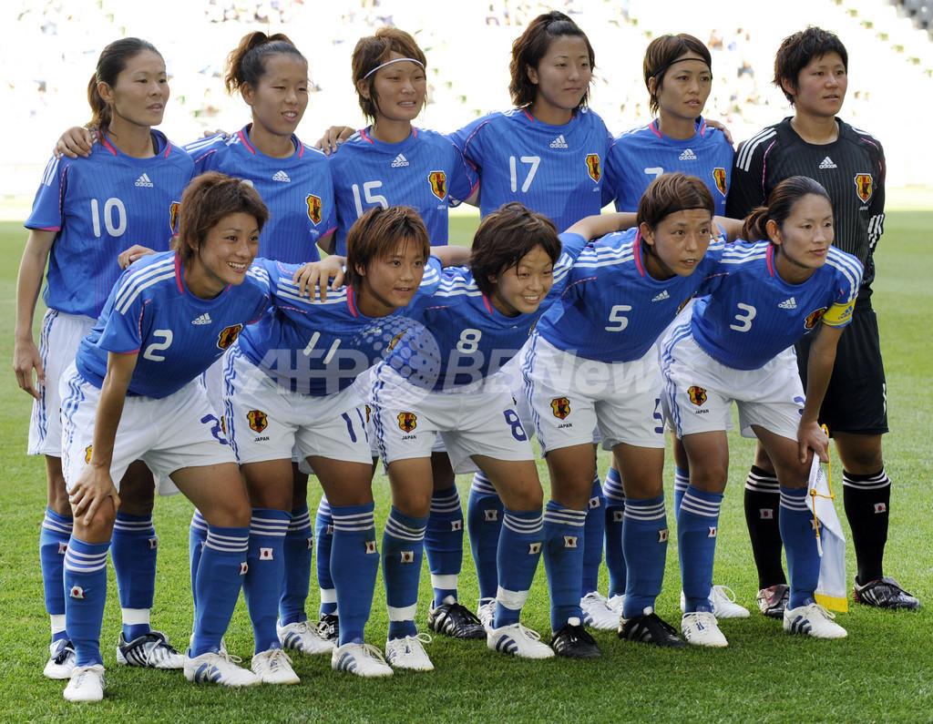 女子日本 オーストラリアに快勝