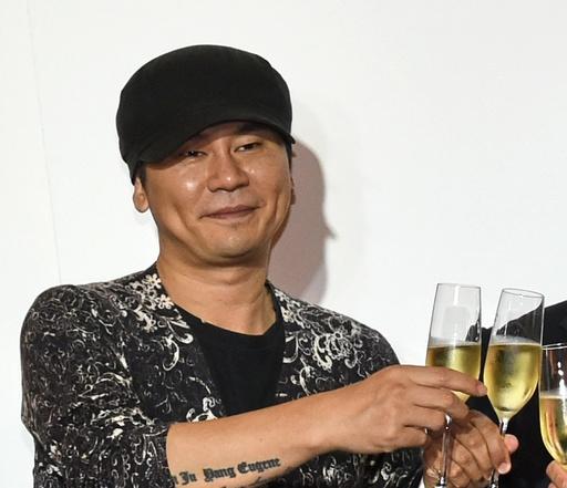 韓国警察、大手芸能事務所を家宅捜索、元代表の違法賭博疑いで