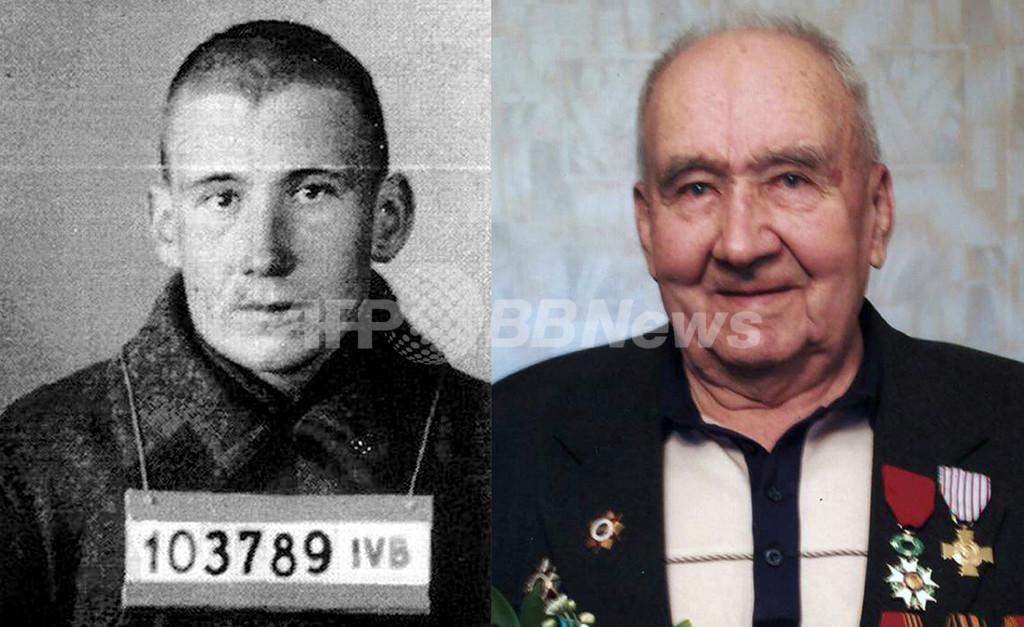 60年前の恋を追う、93歳の元赤軍兵士 写真1枚 国際ニュース:AFPBB News