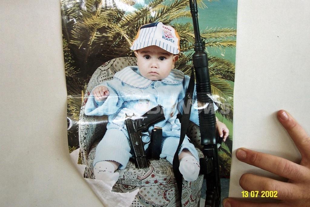 父親もビックリ、0歳の赤ちゃんに「ショットガン」所持の許可書を発行 - 米国