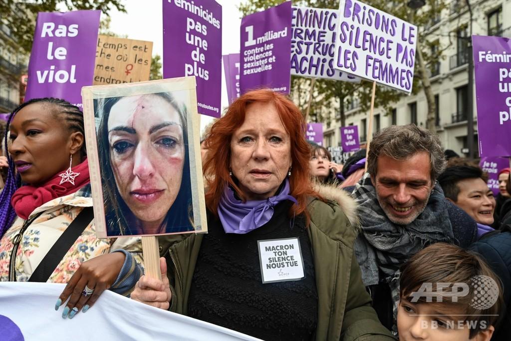 【解説】女性を標的とした殺人「フェミサイド」 世界で年間5万人が犠牲に