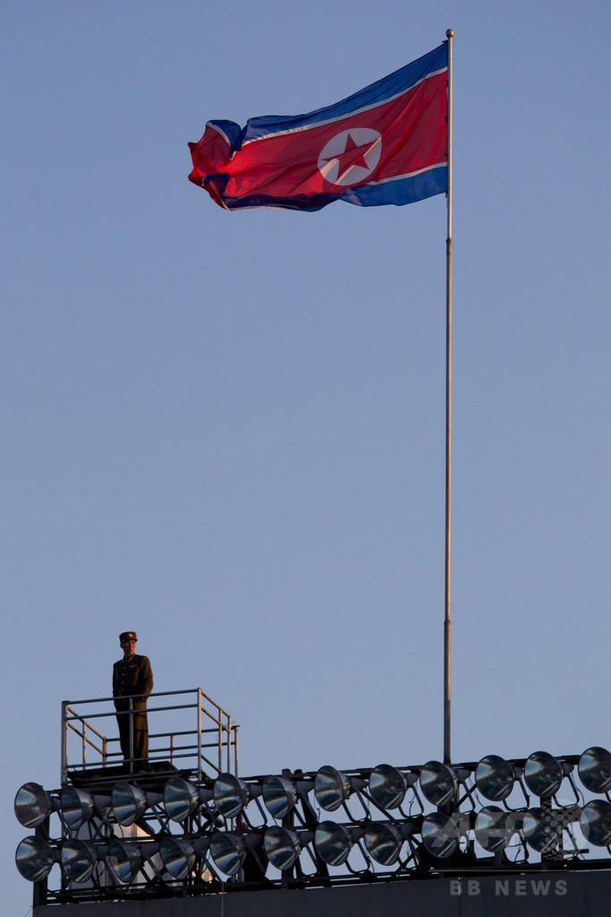 北朝鮮、米国人観光客の歓迎表明「常に扉を開いている」