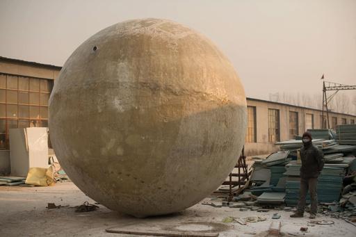 これで「終末の日」も一安心?中国農家が開発した「ノアの方舟」