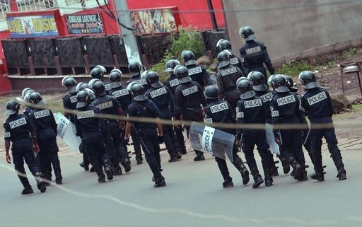 カメルーン英語圏が「独立宣言」 治安部隊との衝突で7人死亡