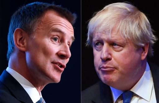 次期英首相争い、投票が終了 23日発表へ
