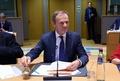 EU大統領、離脱期限延期は可能と表明 英議会の協定案承認を条件に
