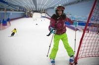 世界最大級の室内スキー場 中国