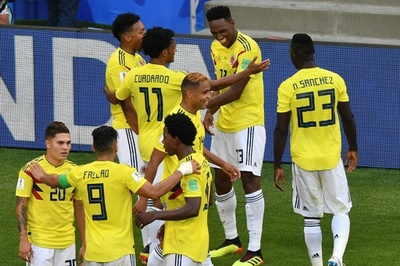 コロンビアが2連勝で16強、セネガルは「反則ポイント」で敗退