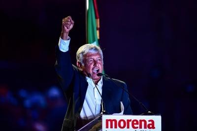 メキシコ大統領選、対米強硬派が大きくリード 世論調査