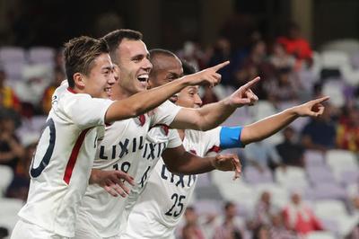 鹿島がクラブW杯4強入り、レアルとの再戦へ
