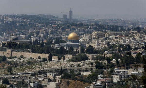 トランプ氏「エルサレムは不可分の首都」 イスラエル首相に約束
