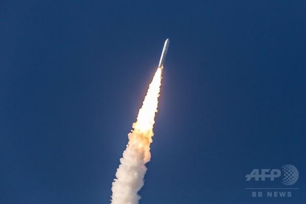 アリアン5打ち上げ成功、通信衛星2基を軌道投入